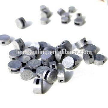 1781491363fd SL-01A High security stamp tamper proof electric water meter seals pure lead  seals