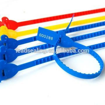 security sealing strip for packaging plastic seal custom flexible plastic strips