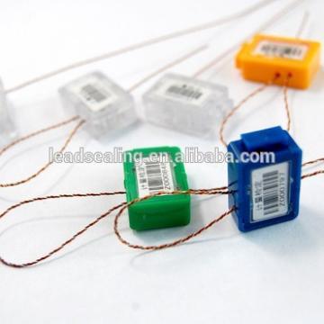 SL-07E High security plastic press meter seal tamper proof plastic seals